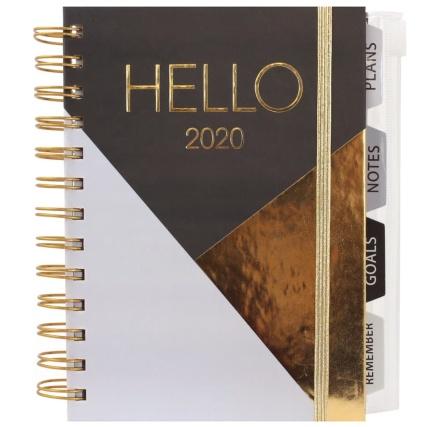 349145-organiser-diary-calendar-2020-triangle-gold.jpg