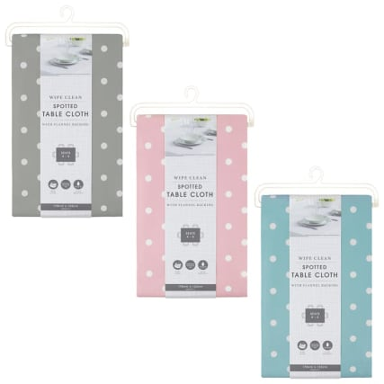 349531-wipe-clean-spotted-table-cloth-group
