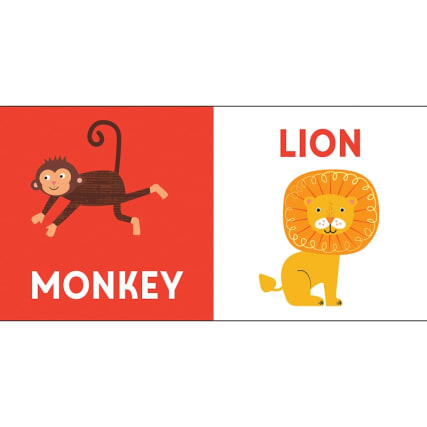 350334-learning-animals-book-monkey-lion