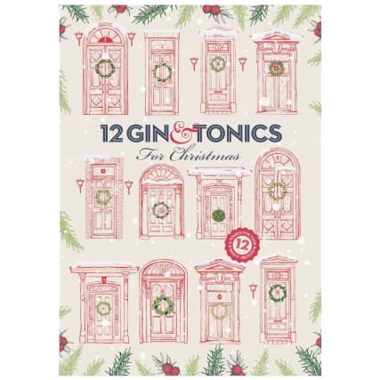 12 Gin & Tonics Advent Calendar