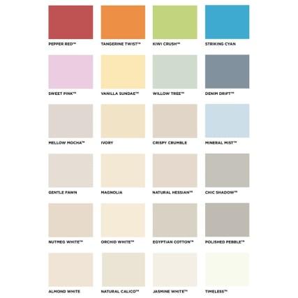 Dulux Easycare Matt Paint Ivory 2 5l Paint Diy