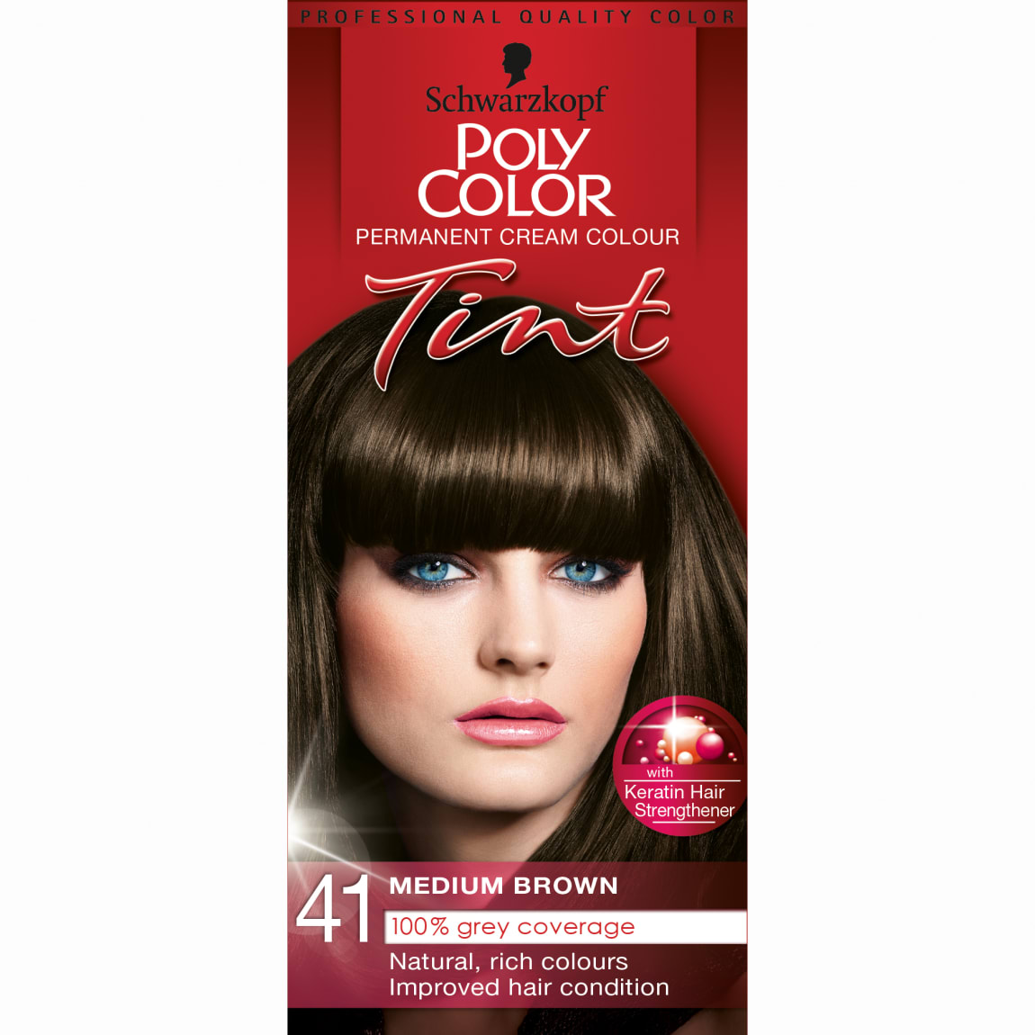 Schwarzkopf Poly Colour Tint - Medium Brown