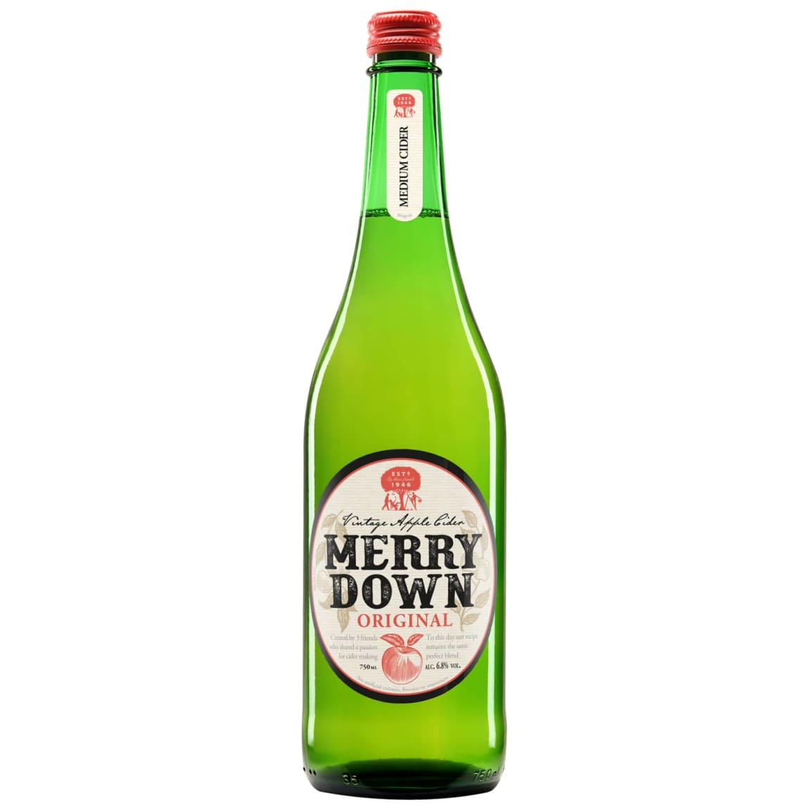 Merrydown Vintage Medium Cider 750ml