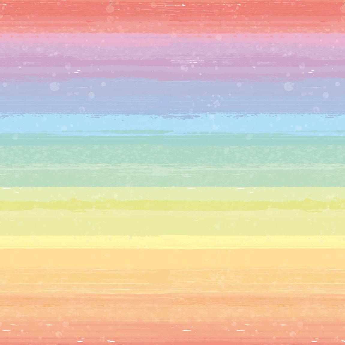 Everyday Wrapping Paper 3m - Rainbow
