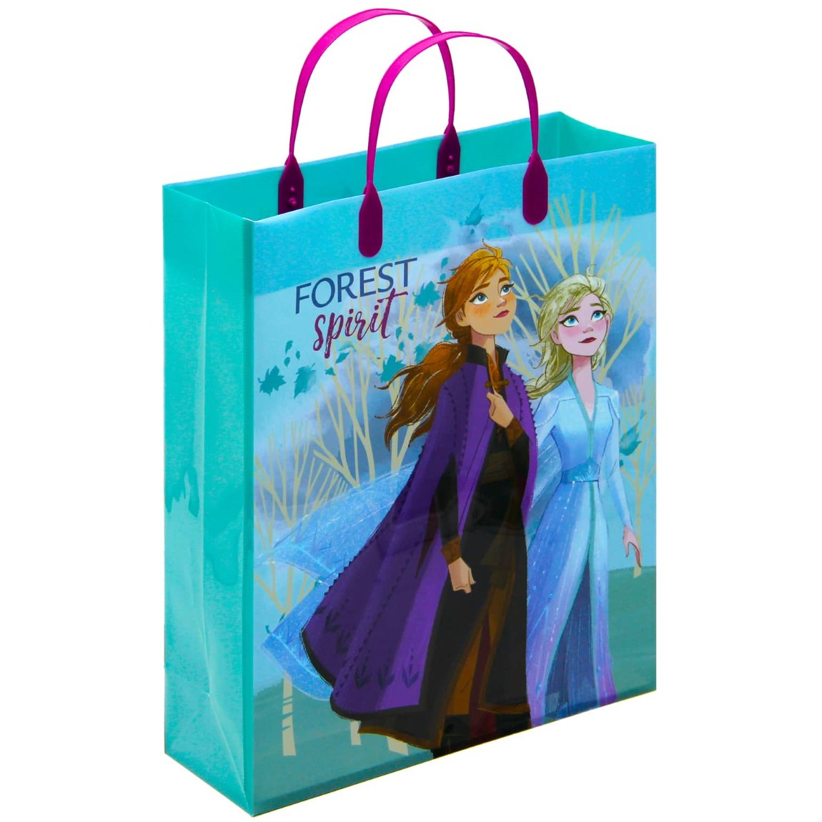 Frozen PP Gift Bag - Forest Spirit