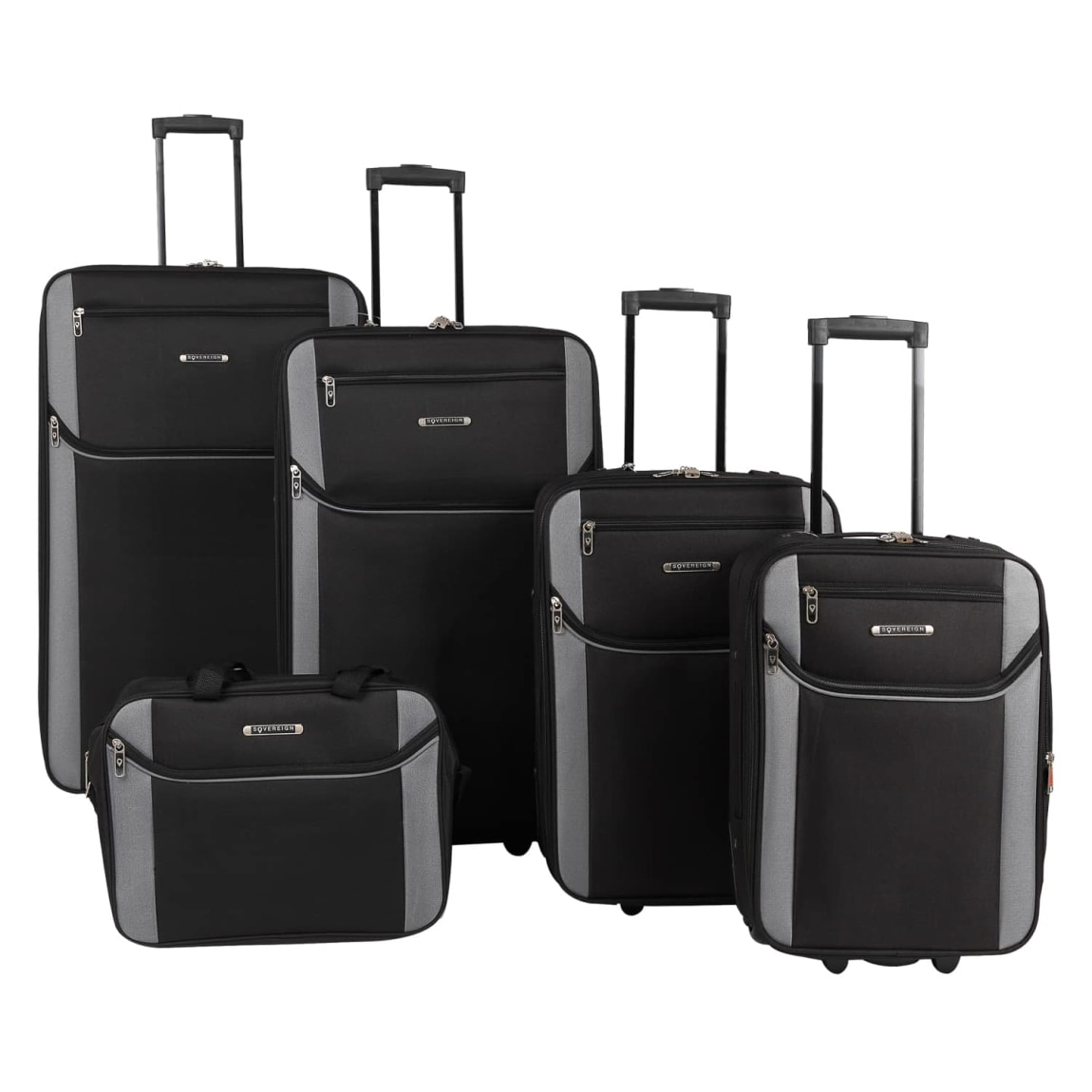 Sovereign Suitcase 55cm - Black