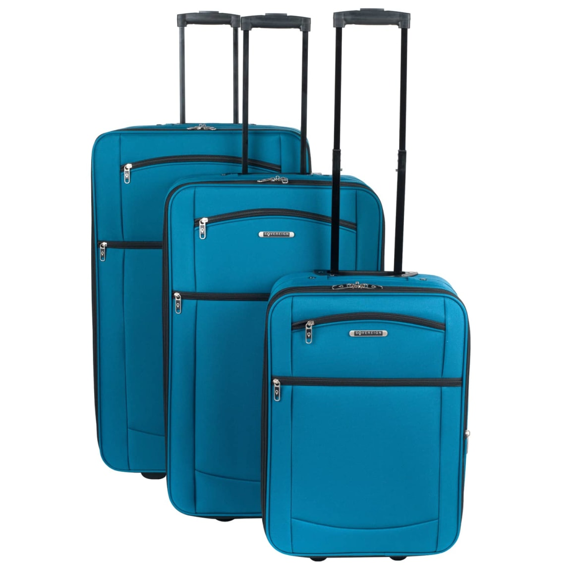 Sovereign Suitcase 55cm - Teal