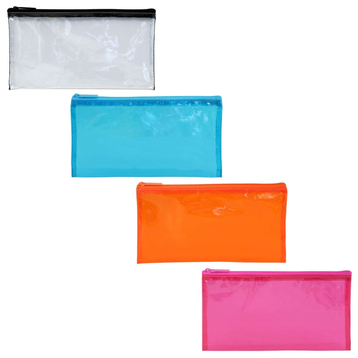 Tinted Pencil Case