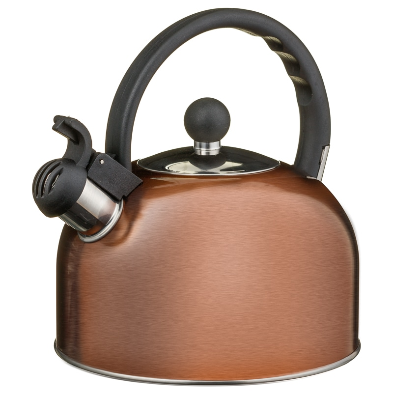 Stove Top Kettle - Copper