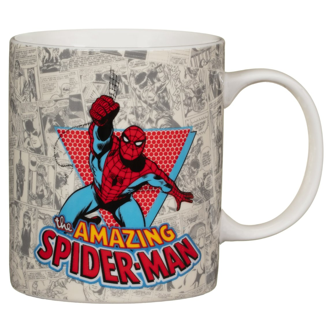 Superhero Mug & Sock Set - Spider-Man