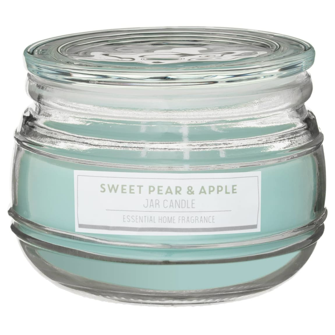 Large Scented Candle Jar - Pear & Apple