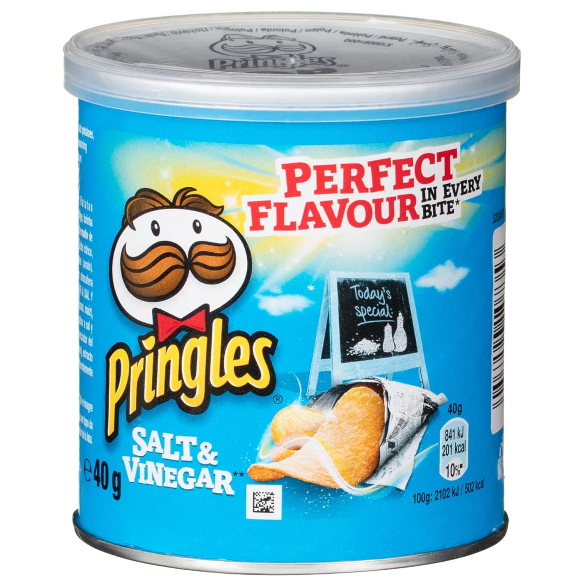 Pringles Salt & Vinegar 40g