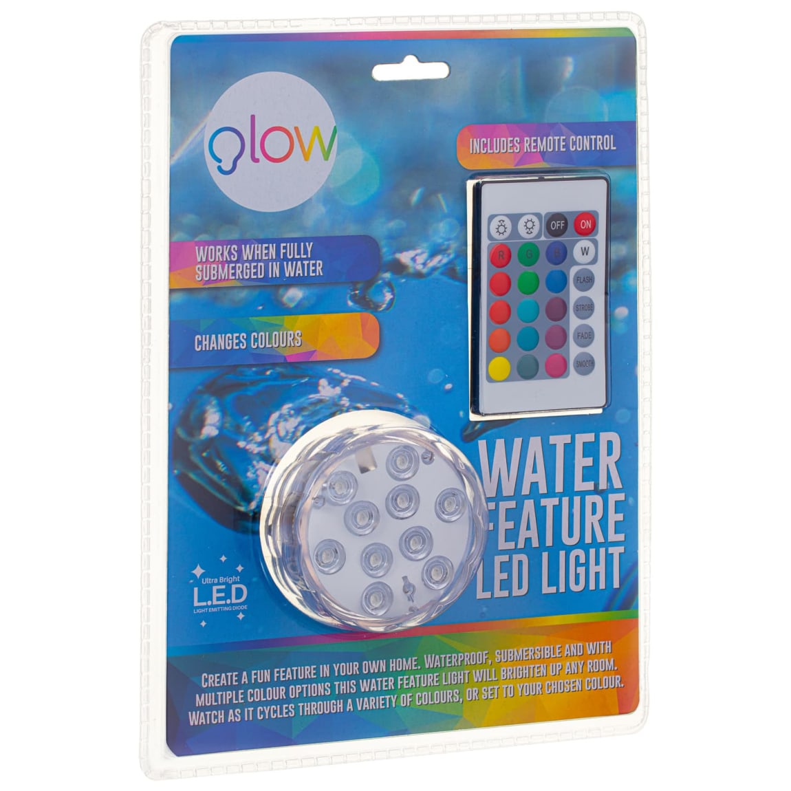 Water Feature LED Light