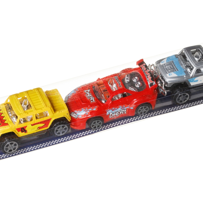 High Speed Racing Cars 10pk