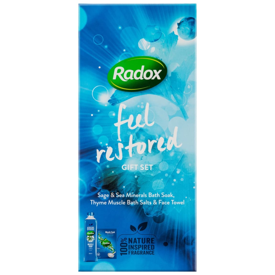 Radox Feel Restored Gift Set