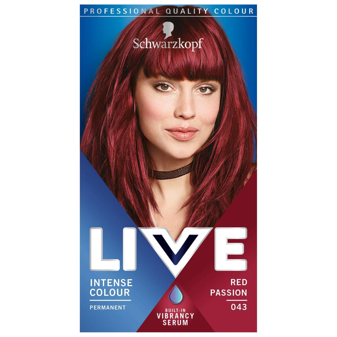 Schwarzkopf Live Colour - Red Passion
