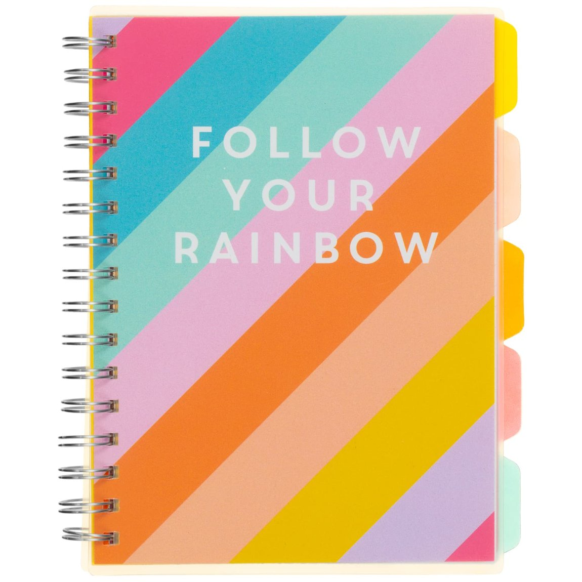 A5 Project Notebook - Follow Your Rainbow