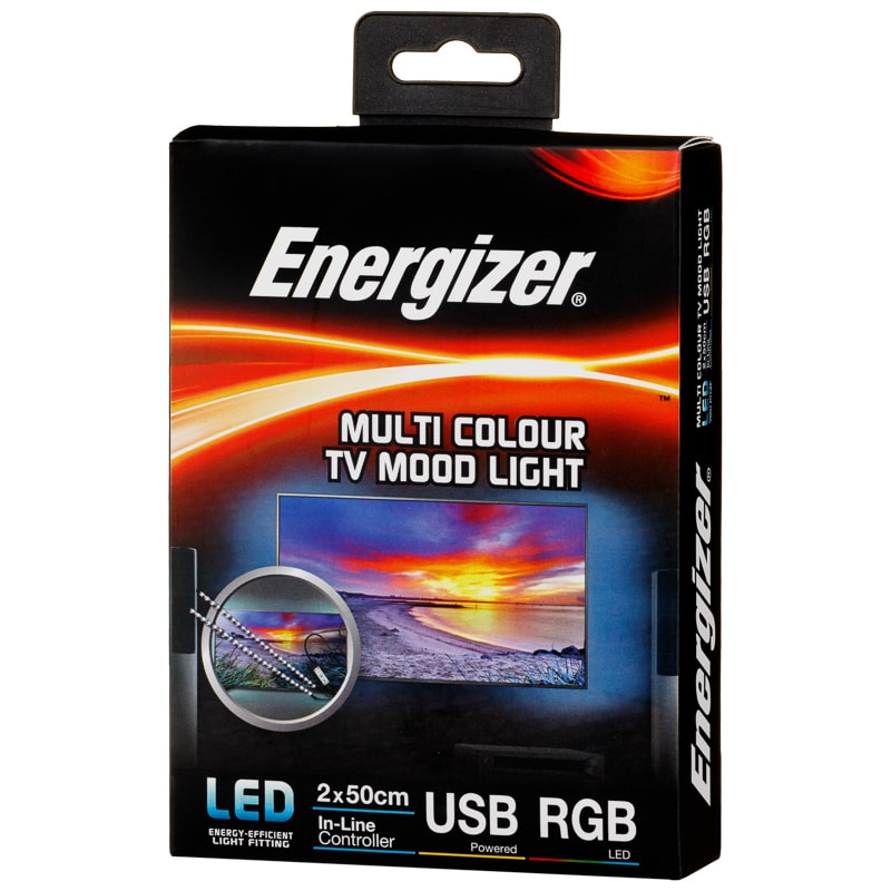 Energizer USB Mood Light 2 LED Strips