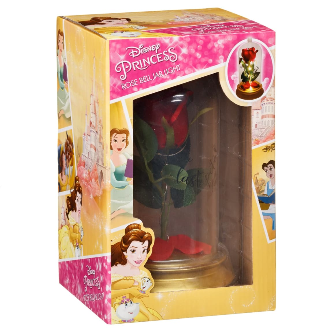 Beauty & the Beast Enchanted Rose