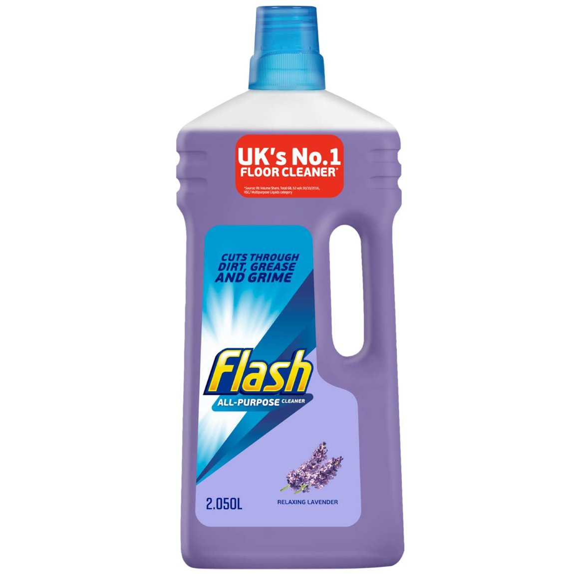 Flash All-Purpose Cleaner 2.05L - Lavender