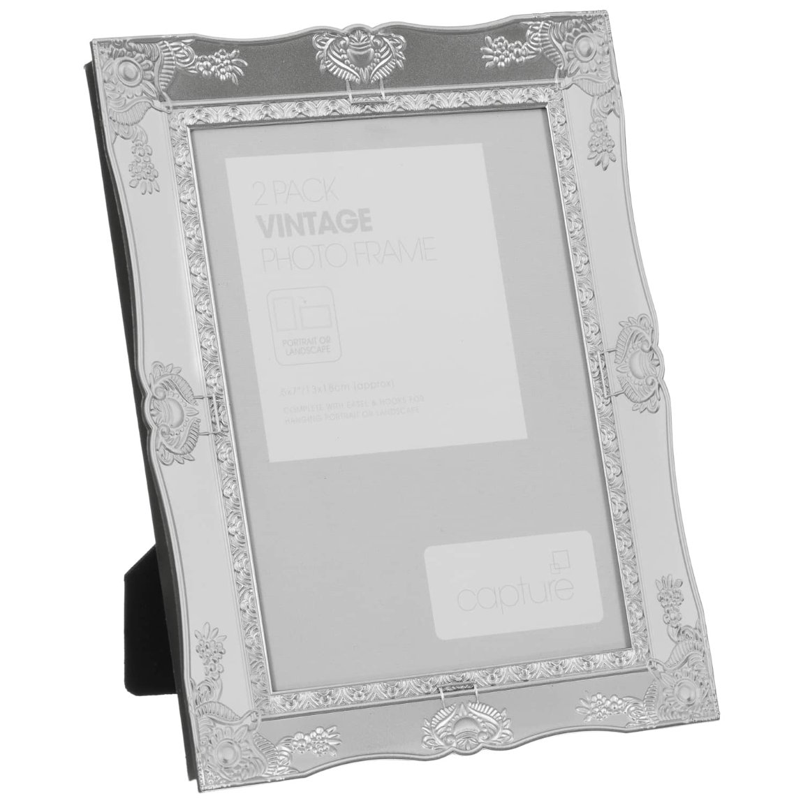 Metallic Vintage Photo Frames 5 x 7