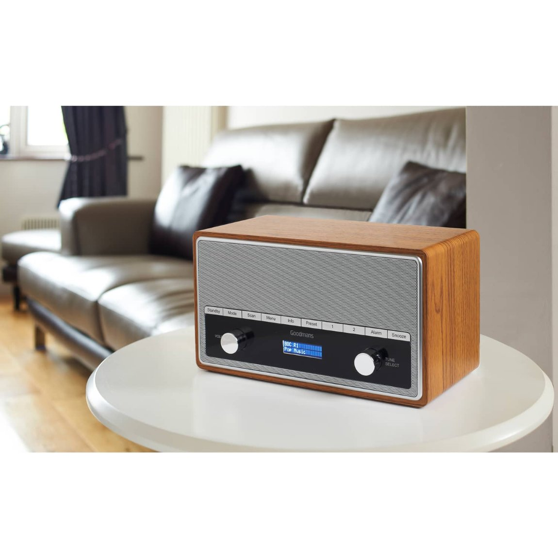 Goodmans Revive Retro DAB Radio