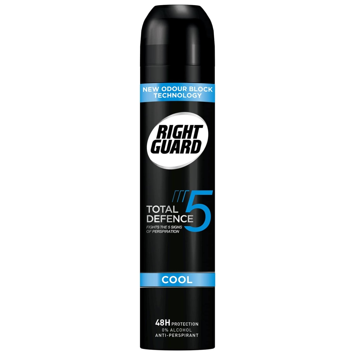 Right Guard Total Defence 5 Cool Anti-Perspirant 250ml