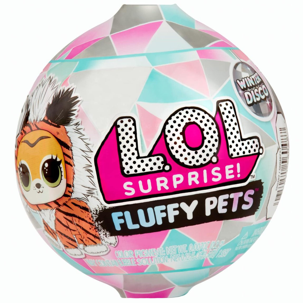 L.O.L. Surprise! Fluffy Pets Winter Disco
