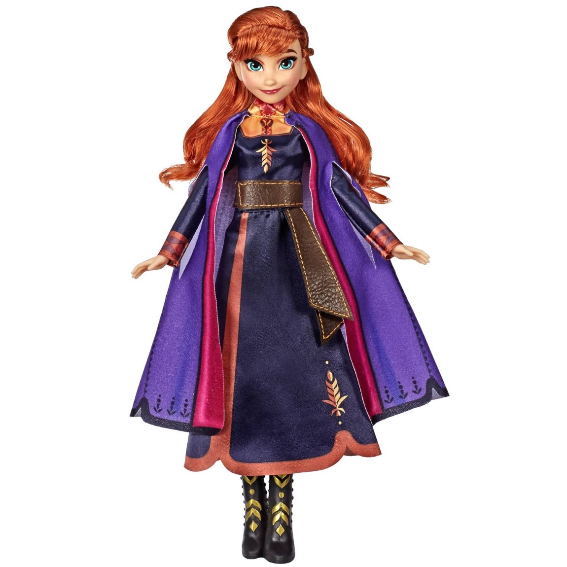 Disney Frozen 2 Singing Anna Doll