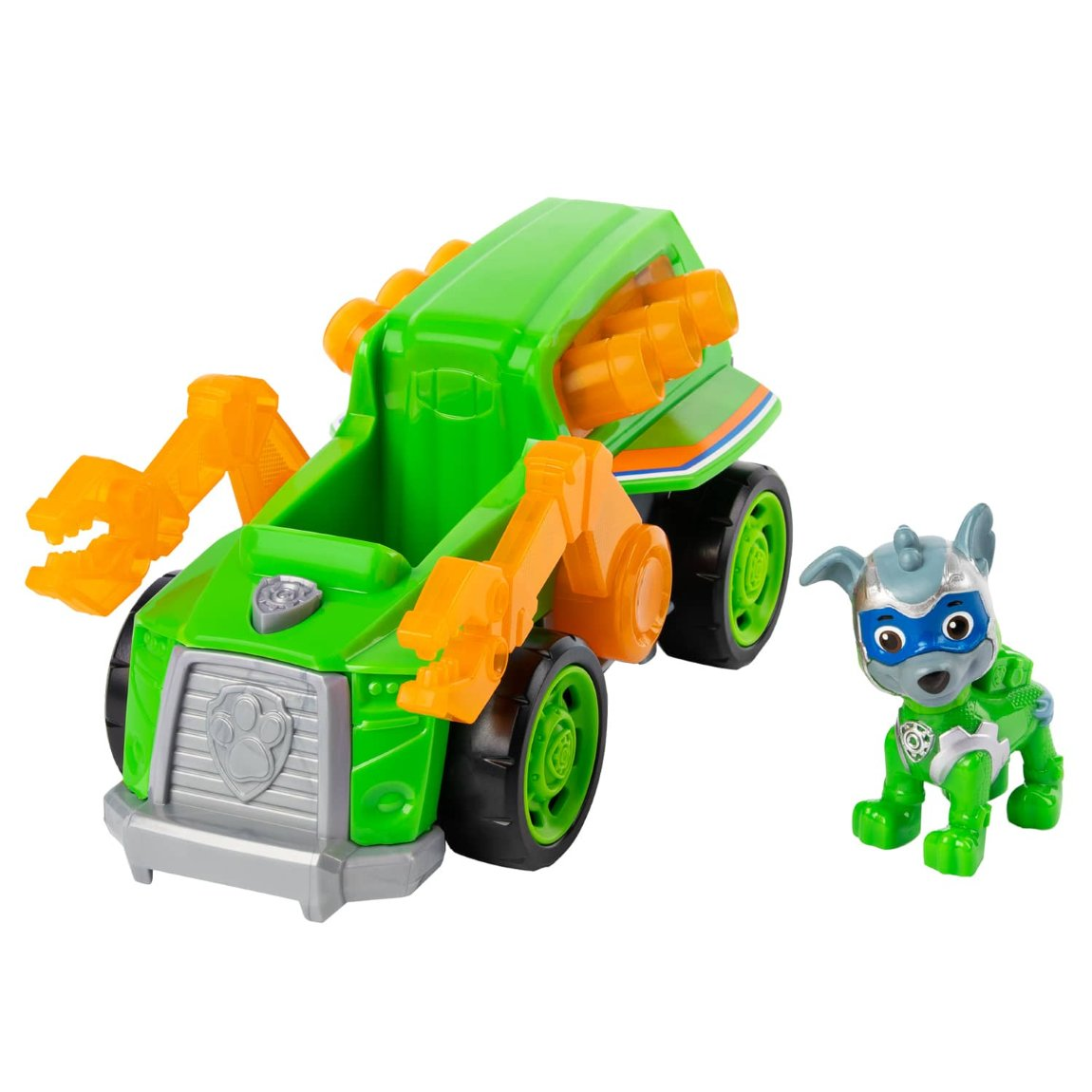 Paw Patrol Lights & Sounds Deluxe Vehicle - Rocky