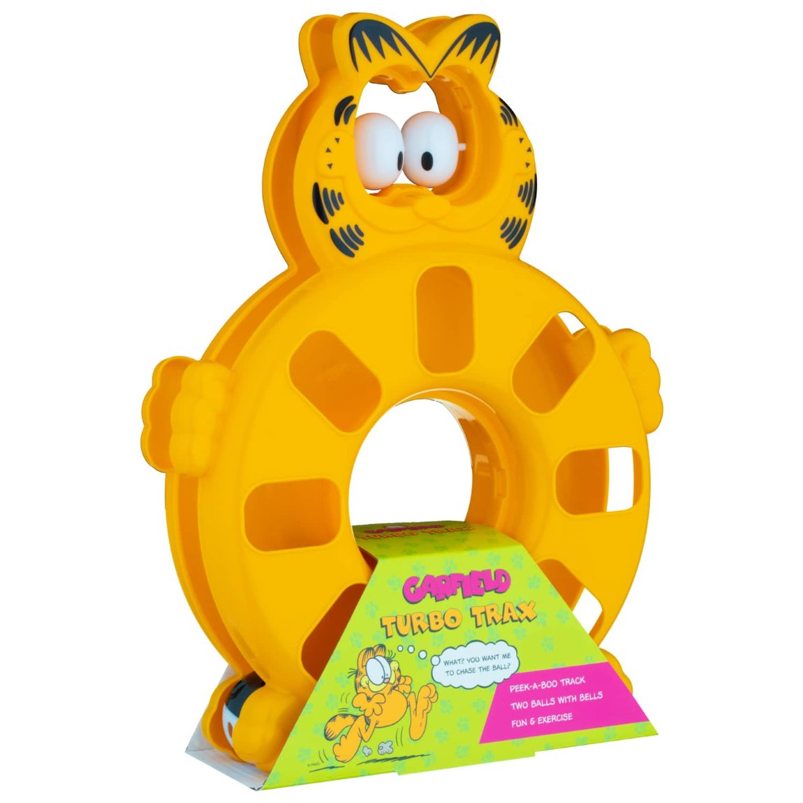 Garfield Turbo Trax Cat Toy