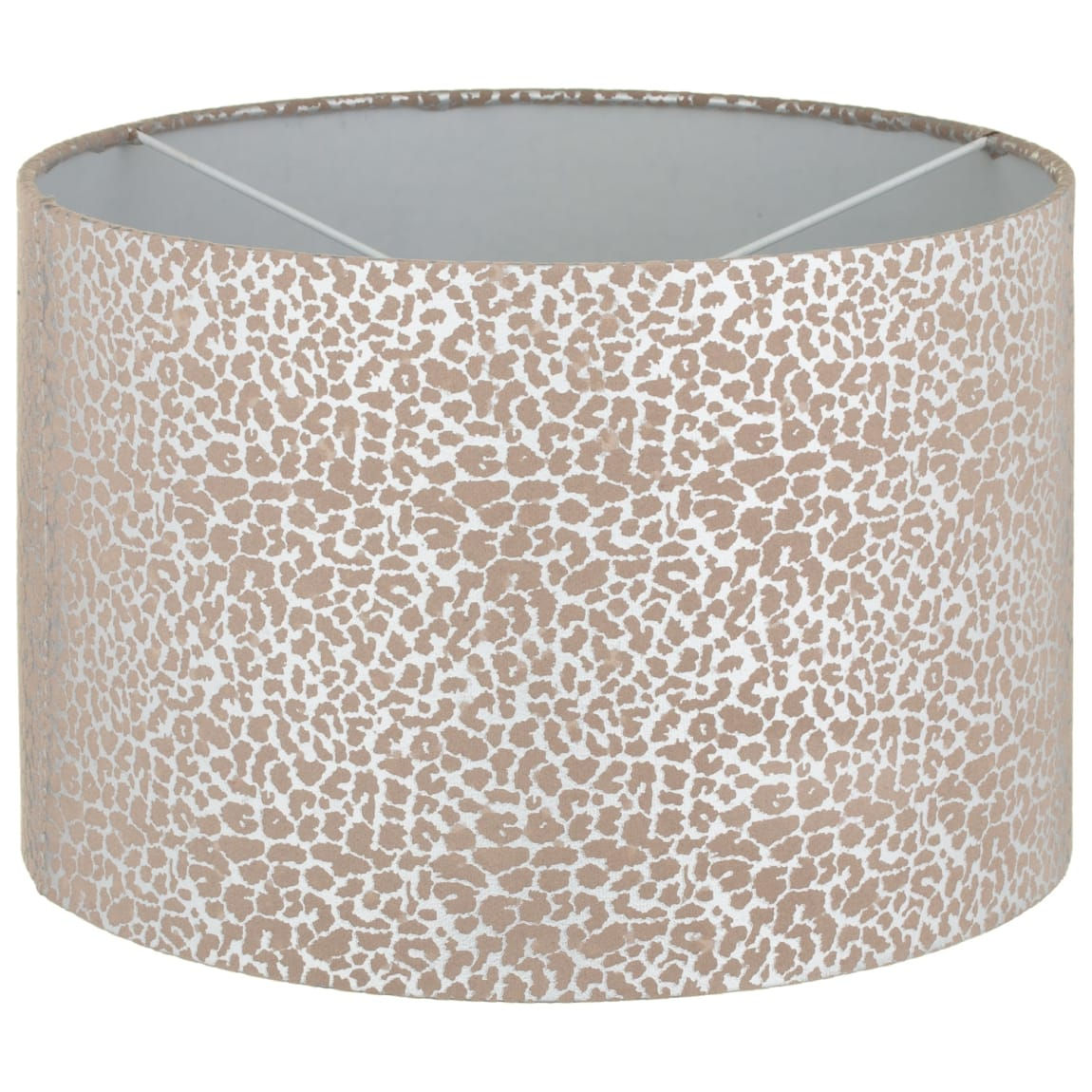 Leopard Print Metallic Light Shade