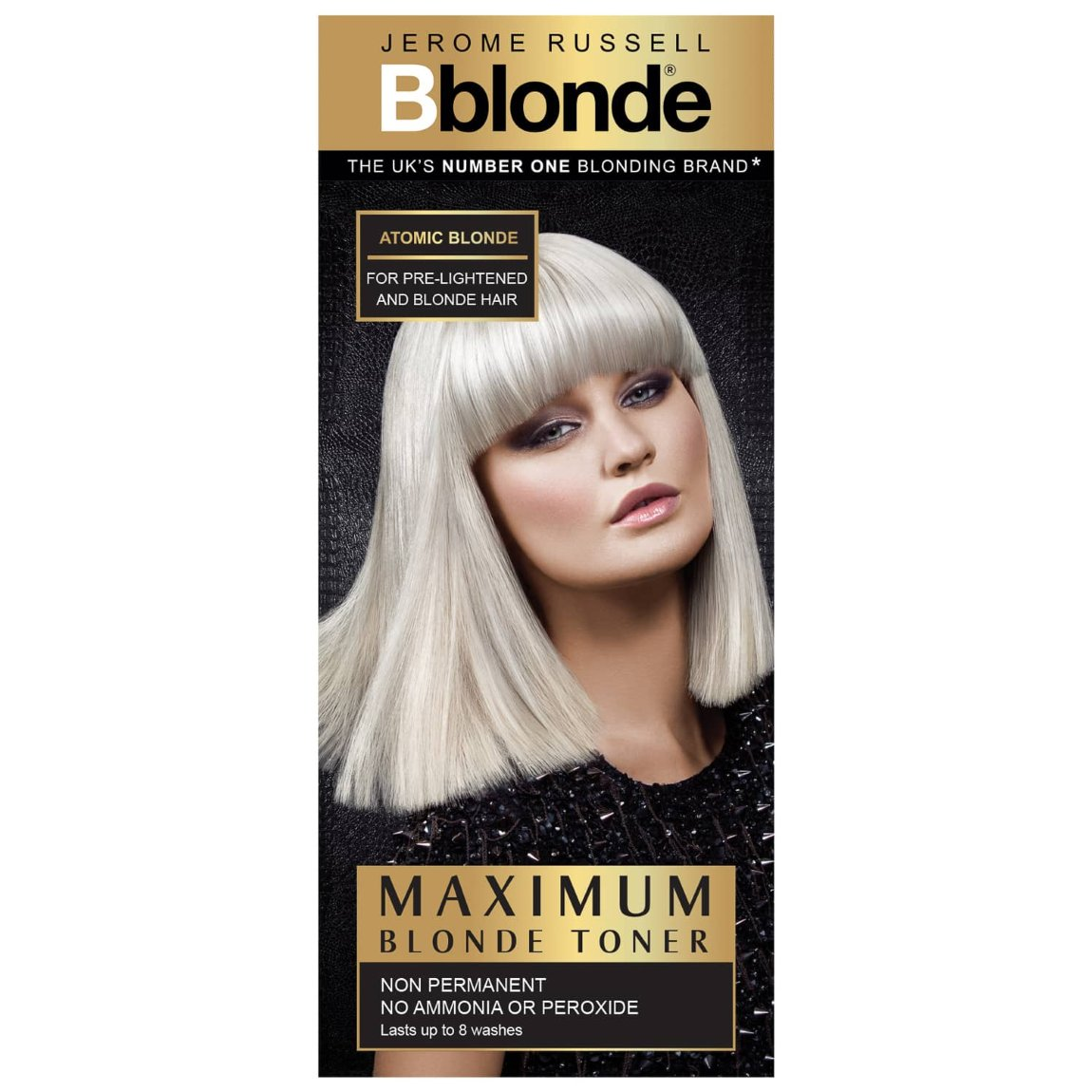 Bblonde Maximum Blonde Toner - Atomic Blonde