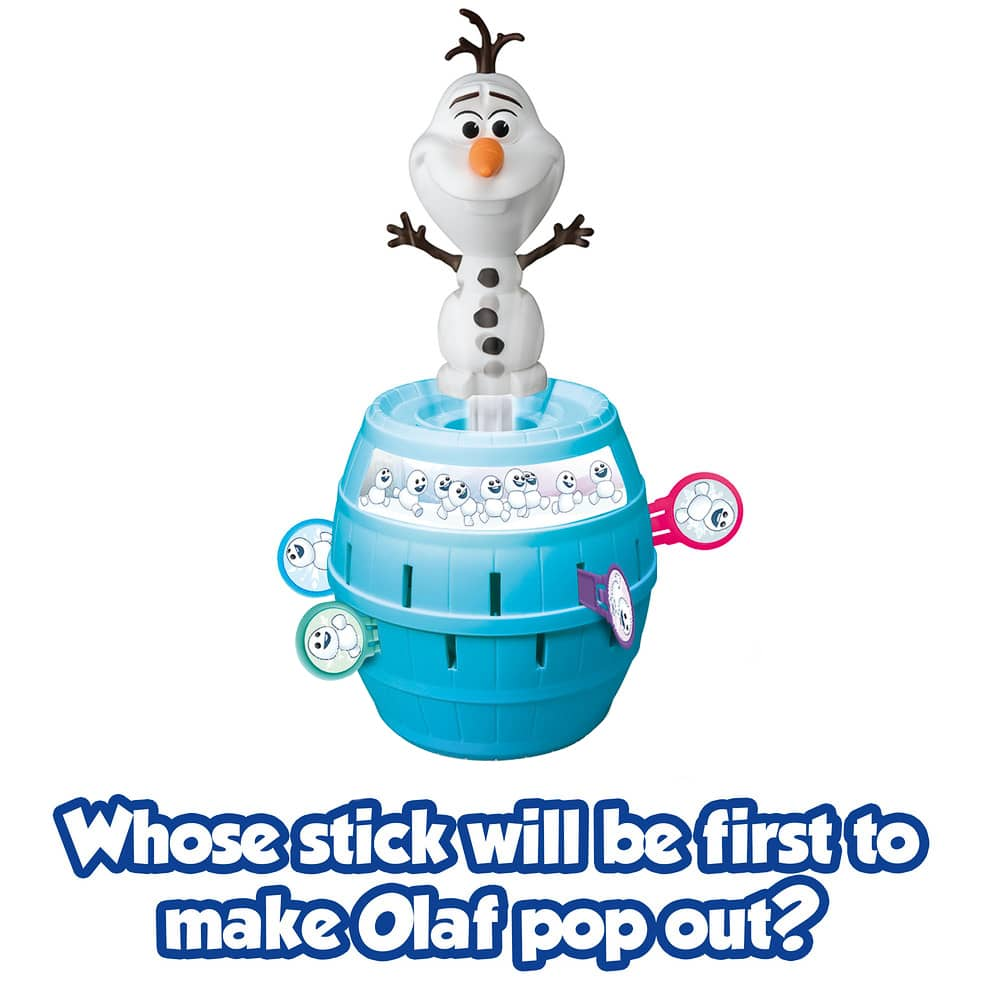 Pop-Up Olaf Game