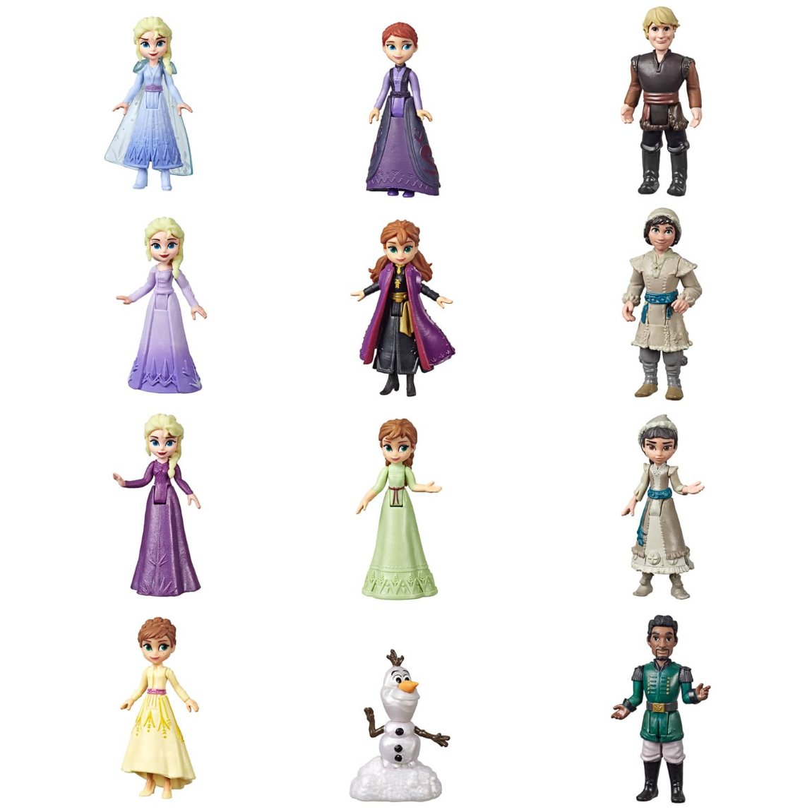 Frozen Pop Up Surprise Figures