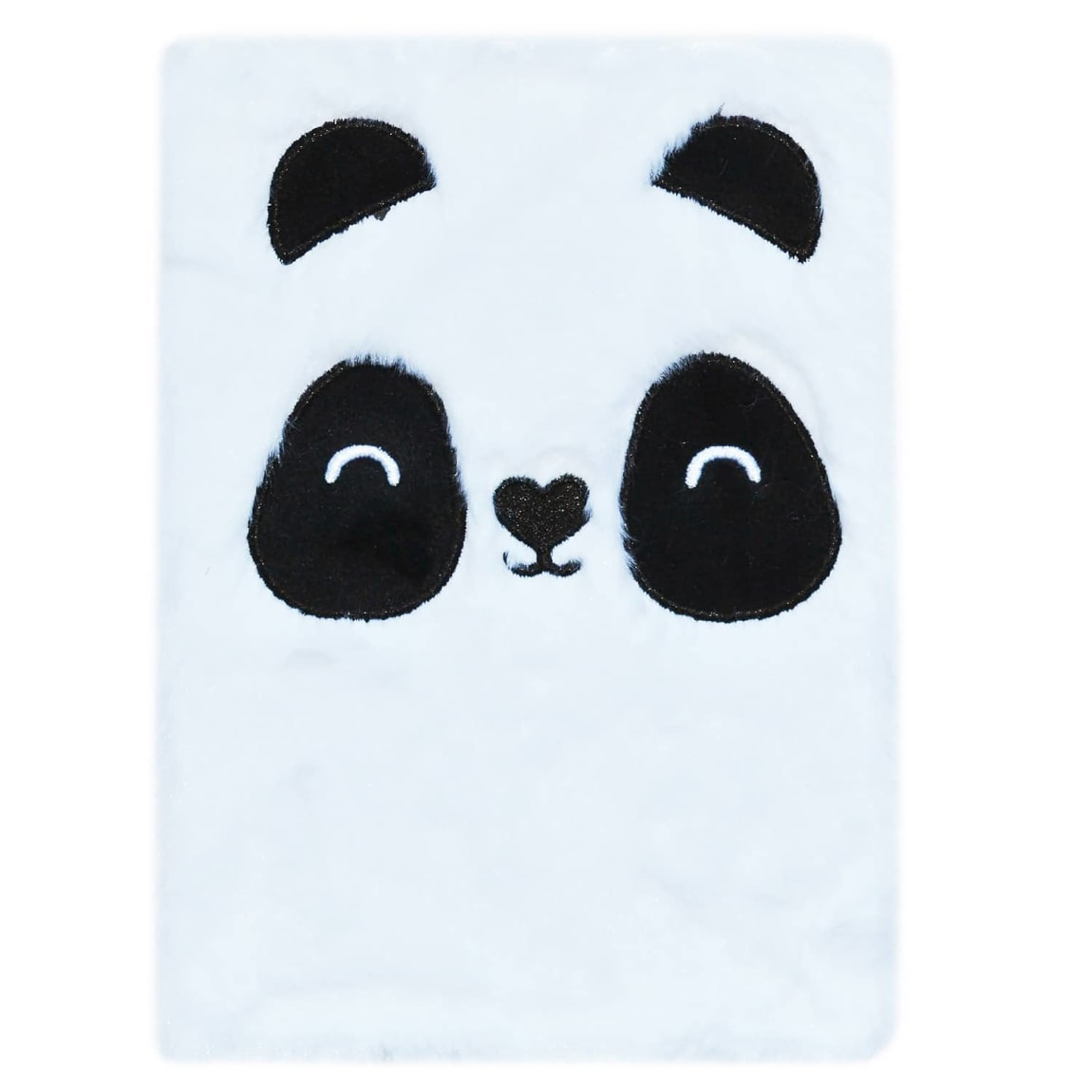 Happy Zoo Plush Notebook - Panda