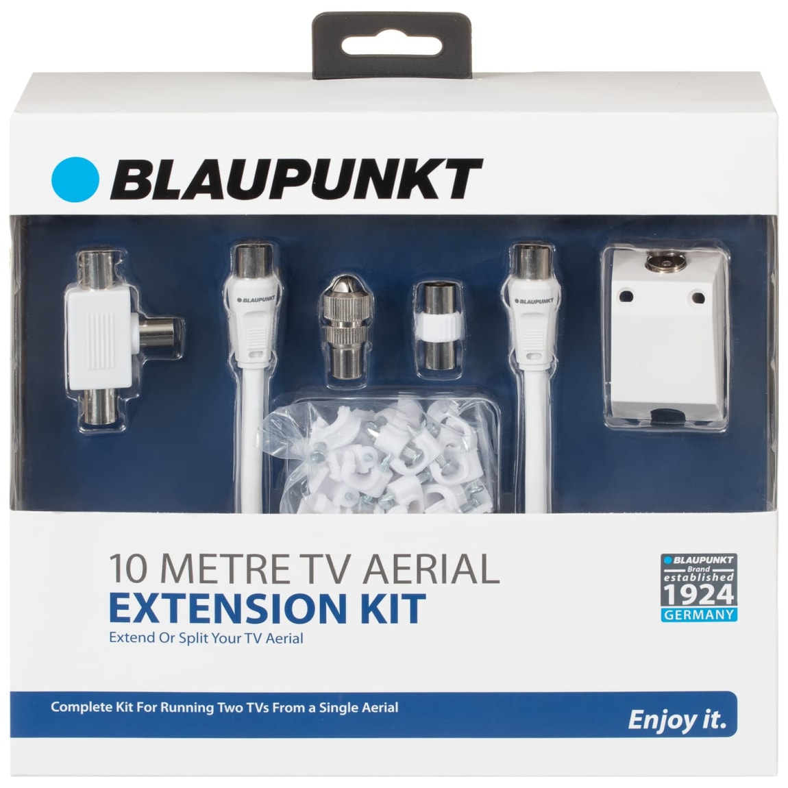 Blaupunkt TV Aerial Extension Kit 10m