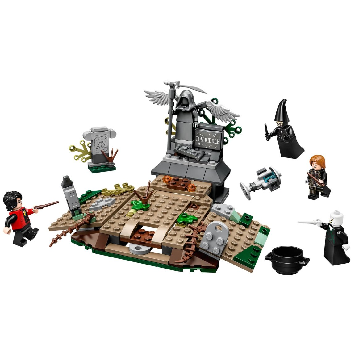 LEGO Harry Potter The Rise of Voldemort