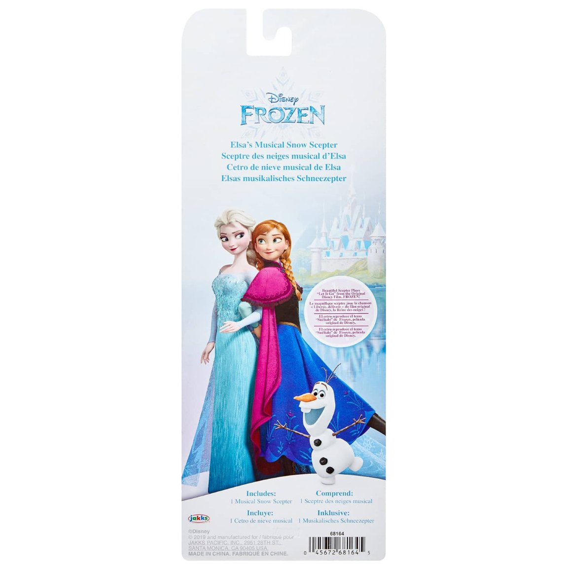 Frozen Elsa Musical Snow Wand