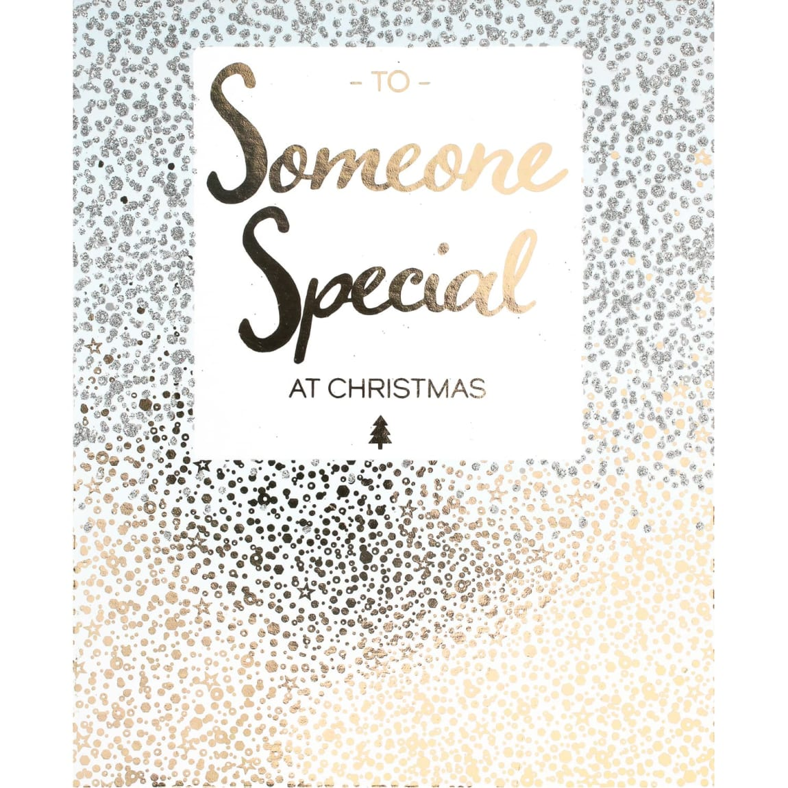 To Someone Special at Christmas - Christmas Card