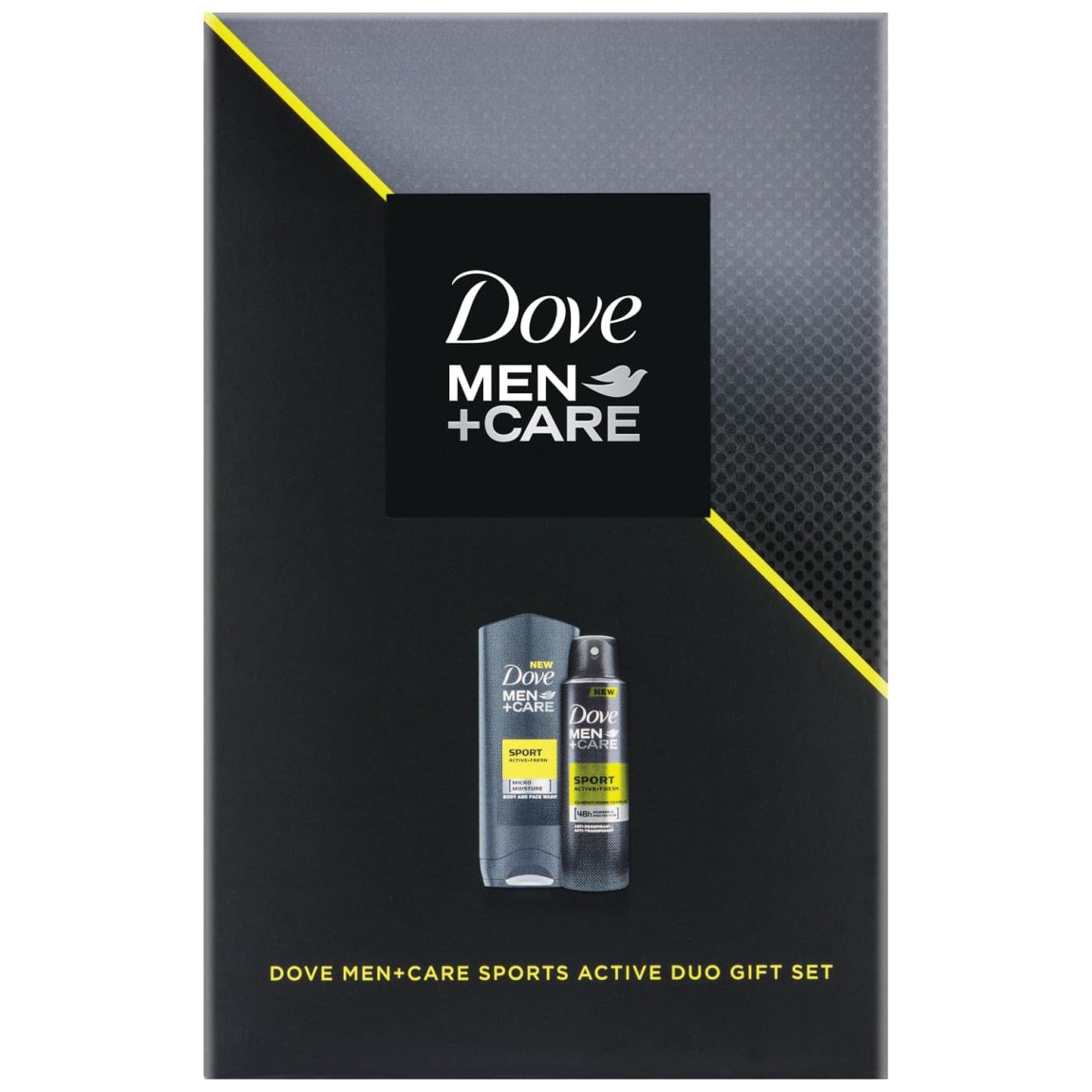 Dove Men Sports Active Duo Gift Set