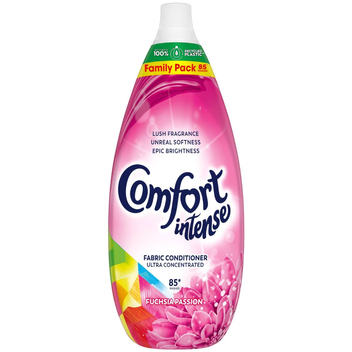 Comfort Intense Fabric Conditioner 85W - Fuchsia Passion