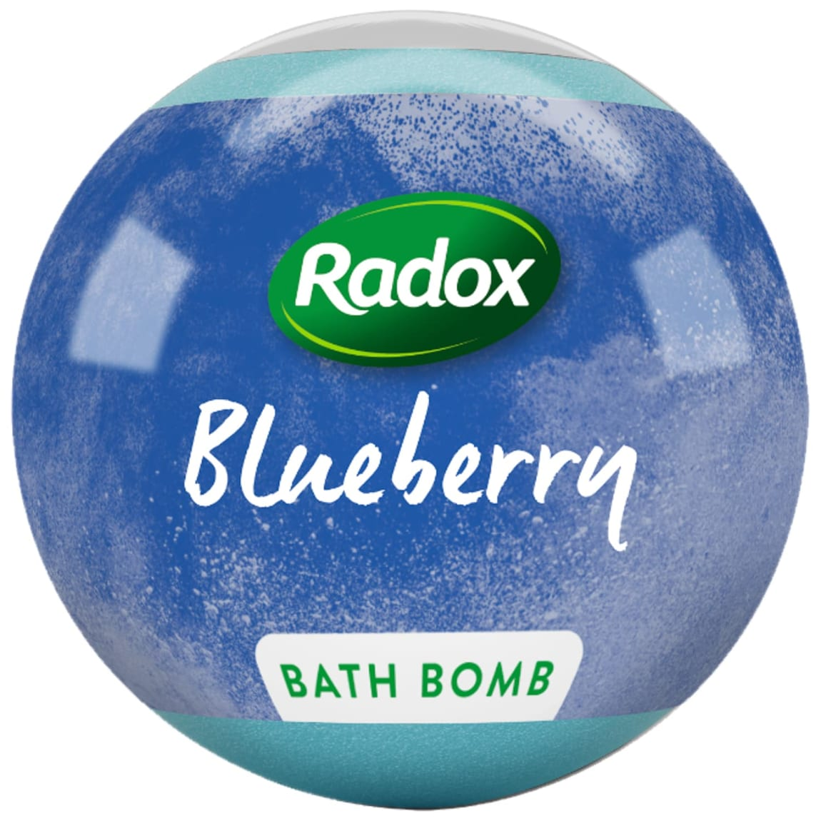 Radox Bath Bomb 100g - Blueberry