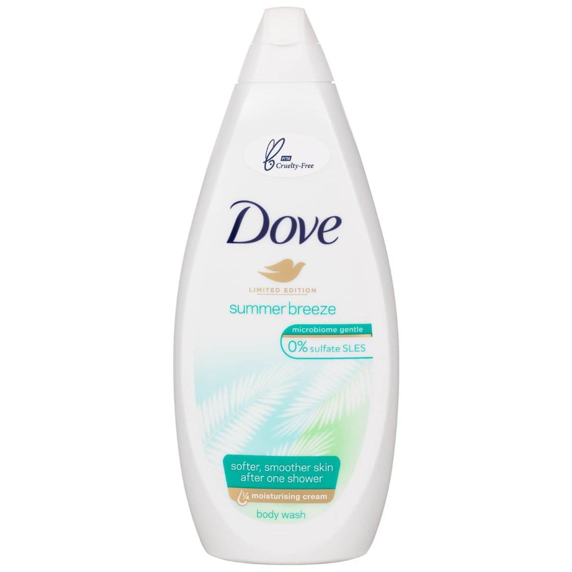 Dove Body Wash Summer Breeze 720ml