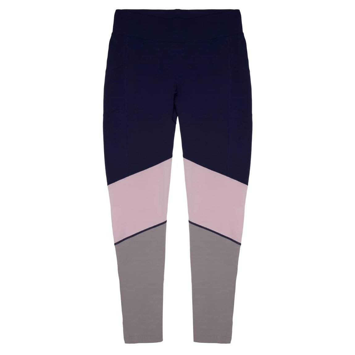 Ladies Active Leggings - Navy