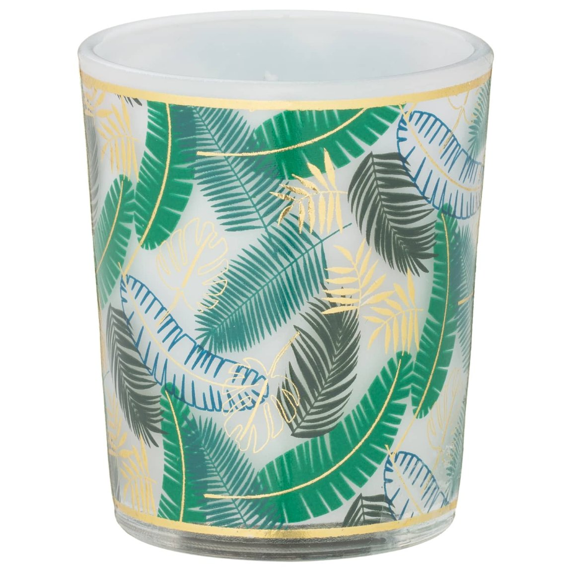Tropical Candle - White