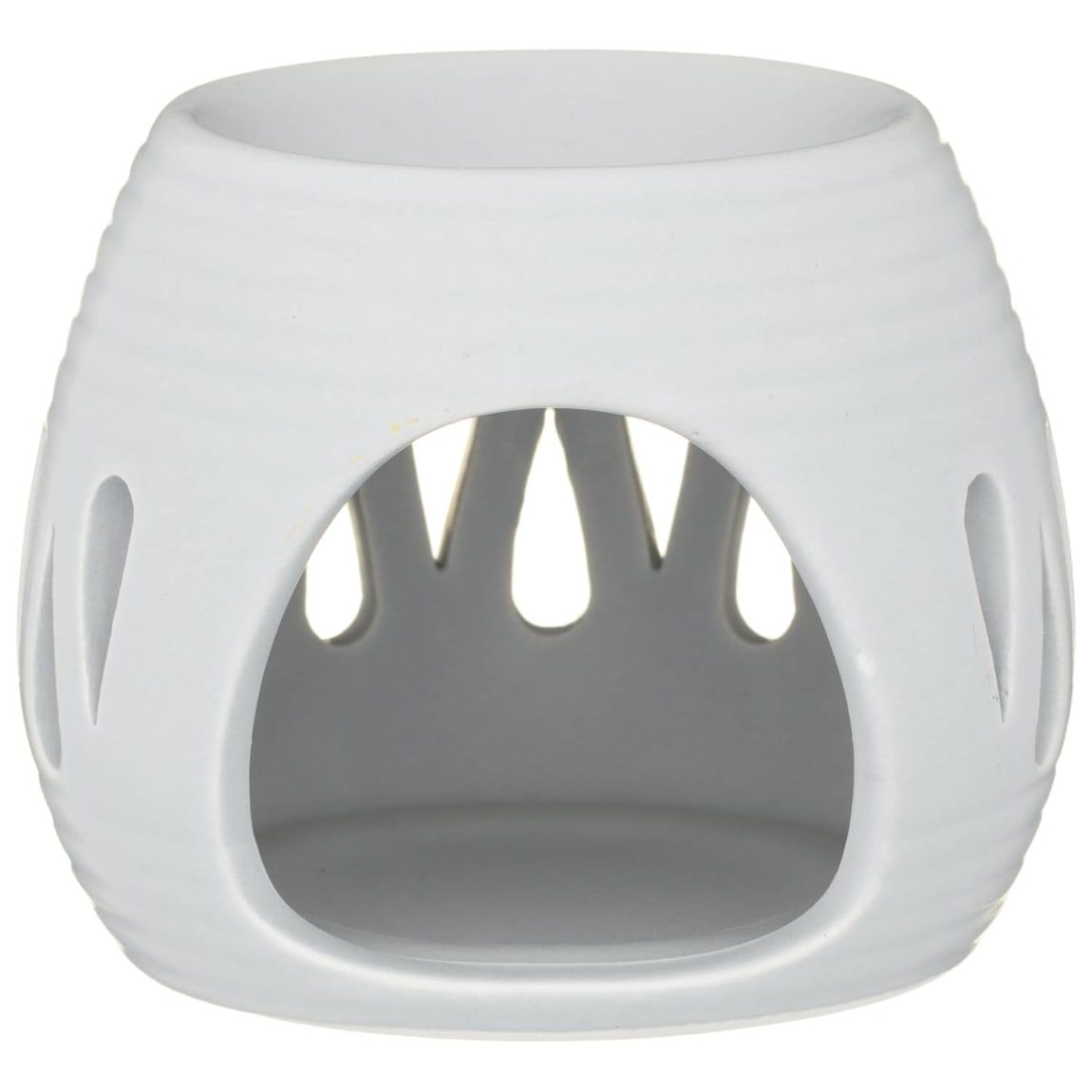 Ceramic Oil Burner - Grey