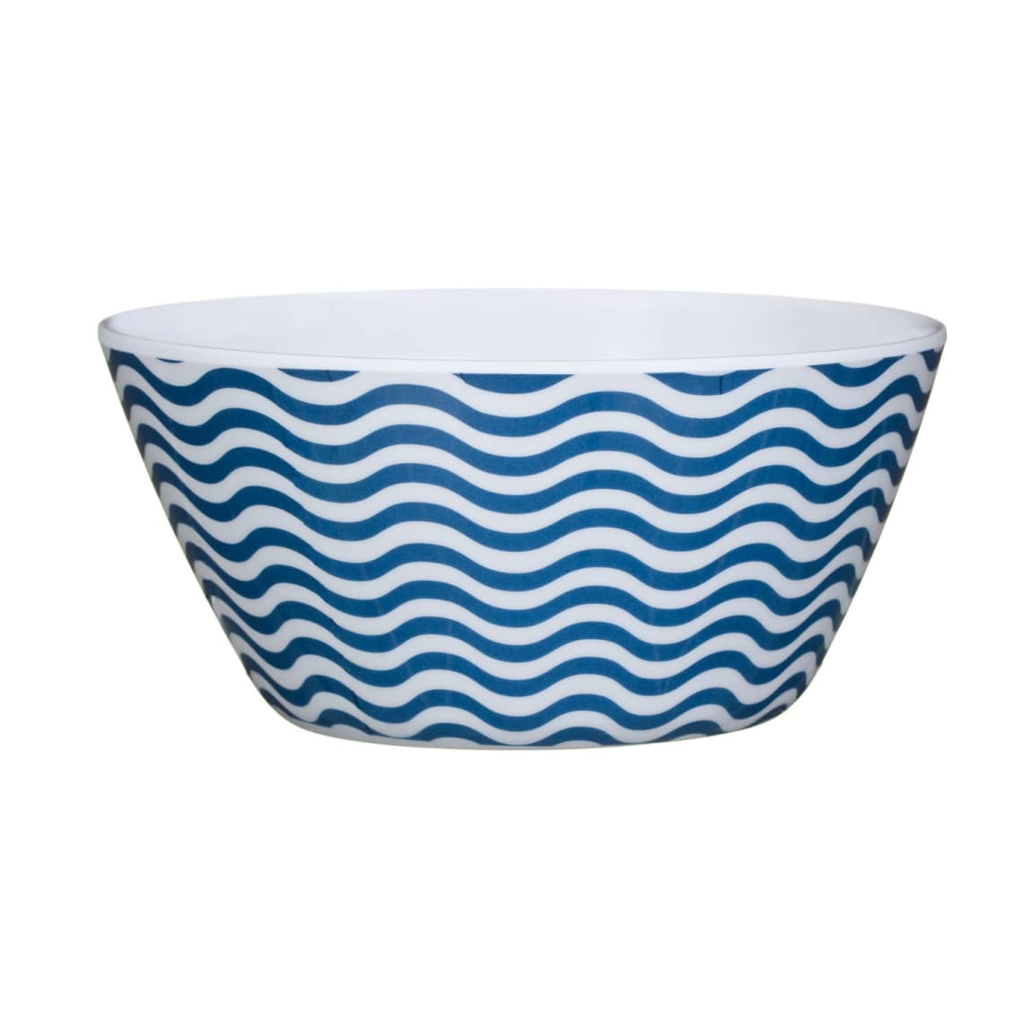 Riviera Small Picnic Bowl - Waves