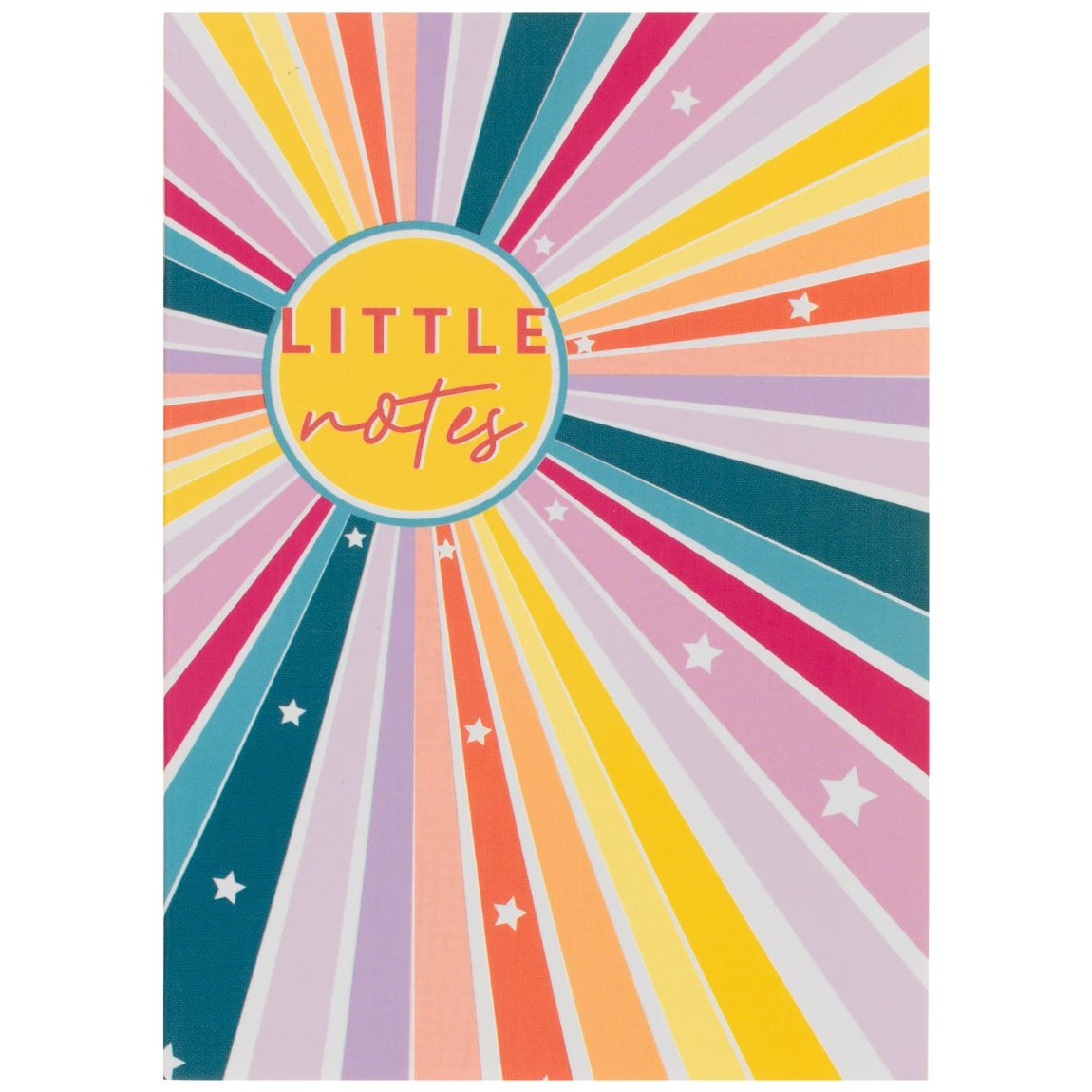 Mini Notebooks 3pk - Go Girl