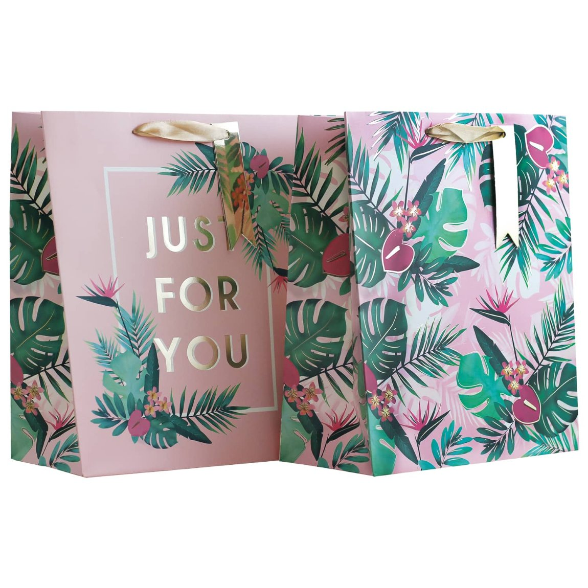 Large Gift Bags 2pk - Just For You